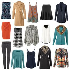 #cabi – Get 30 outfits with 15 pieces!