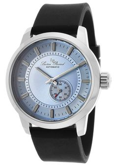 Image for 90th Anniversary Automatic Black Silicone Light Blue Dial from World of Watches