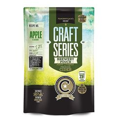 Now serving: Mangrove Jack's Hard Apple Cider recipe kits!   E. C. Kraus Home Wine and Beer Making Supplies