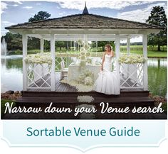 Wedding Reception Venues & Wedding Venues in Raleigh, Durham, Chapel Hill, Cary and Apex, NC
