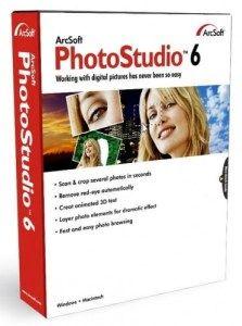 Arcsoft PhotoStudio 6 Crack Activation Code Free Download