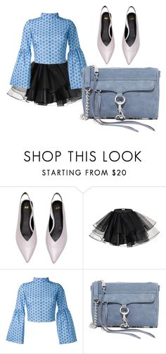 """www.anikle.blogspot.com"" by andzelika-niklewicz on Polyvore featuring Daizy Shely and Rebecca Minkoff"