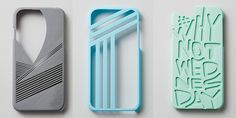 WhyNotWednesday: Verizon and MakerBot Are Offering Free 3D Printed Smartphone Cases Today Until 4PM