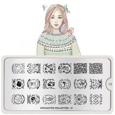 Enchanted Nail Art Design 13