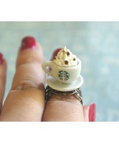 Starbucks coffee ring. $11.50!!! ♥