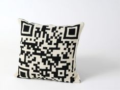 QR cushion