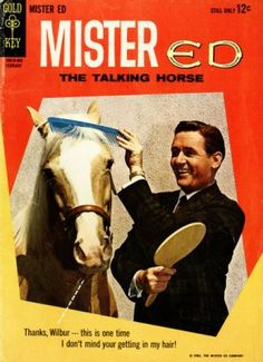 Mister Ed, The Talking Horse 1 (Gold Key) - ComicBookRealm.com