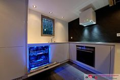 Cucina per residenza privata, Cugnasco, archidé - interior design - Cappa #falmec Rubik e.ion