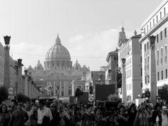 #Perspective #Piazza San Pietro