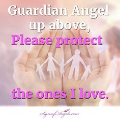Guardian Angel, Please answer my prayer. Thank you.