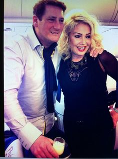 March 11, 2013 Tony Hadley & Kim Wilde