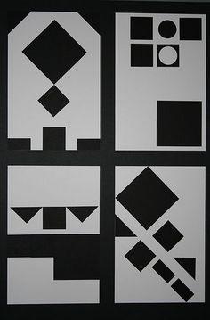 Αποτέλεσμα εικόνας για Balance Abstract Geometric Paintings Awesome Ideas