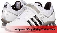 Adidas Performance Adipower Weightlifting Trainer Shoe Footwear Shoes 331049fa3