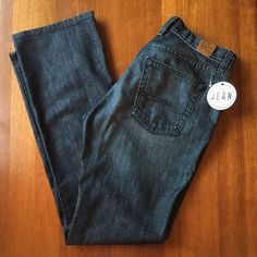 Lucky Brand Jeans Women's Sz 8/29 (32x34) Classic Rider Jean EUC USA Made…
