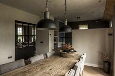 Atelier op Zolder - warme en stoere interieurs.