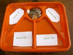 Learning Coin Values | Creekside Learning