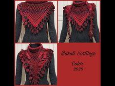 Bargello, Crochet Top, Youtube, Tutorials, Women, Fashion, Log Projects, Scarves, Jackets