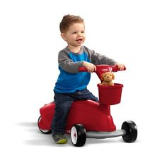 Ride 2 Glide | Kids 3 Wheel Scooter | Child Ride-On Toys