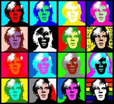 Andy Warhol 😍😍 . . . . . . . . . . . .… Andy Warhol, Joker, Fictional Characters, Instagram, Art, Craft Art, Kunst, The Joker, Fantasy Characters