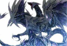 Trishula - Yu-Gi-Oh! Fantasy Creatures, Mythical Creatures, Dark Fantasy, Fantasy Art, Dragons, Animé Fan Art, Yugioh Monsters, Fantasy Beasts, Dragon Knight