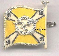 Luftwaffe Fliegertruppe__obverse__ADV__Source: dj Joe Charitable Donations, Military Insignia, Luftwaffe, Pin Badges, Wwii, Third, German, Badges, Deutsch