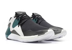 The latest version of the adidas Y-3 QR Run Boost looks to the history of the…