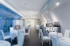 Il Mercato del Pesce restaurant by Studio Isacco Brioschi, Milan   Italy hotels and restaurants