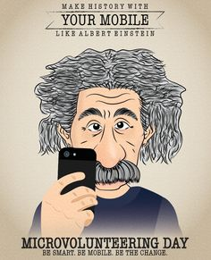 Albert Einstein, History, Day, How To Make, Illustrations, Fictional Characters, Historia, Illustration, Fantasy Characters