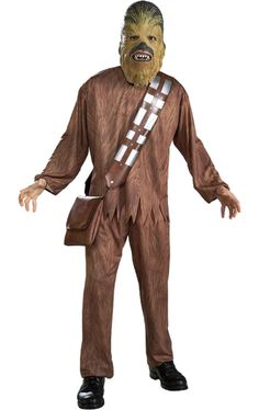 Star Wars Chewbacca Costume : Get It On Fancy Dress Superstore, Fancy Dress & Accessories For The Whole Family. http://www.getiton-fancydress.co.uk/tvmusicfilm/starwars/starwarschewbaccacostume#.UvJCJvsry10