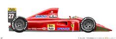 Ferrari Scuderia, Ferrari F1, Formula 1, Car Illustration, Lightning Mcqueen, Maserati, Nascar, Grand Prix, Cars And Motorcycles