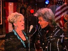 """CONNIE SMITH & MARTY STUART """"I RUN TO YOU"""" ON THE MARTY STUART SHOW-I LOVE THIS SONG & COUPLE"""