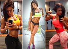 Brittany Coutu Fitness Routine