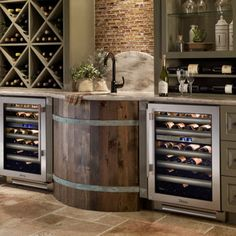 above kitchen cabinet wine storage - Google Search