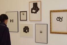 formas de enmarcar los grabados de chillida Architect Design House, House Design, Design Art, Gallery Wall, Artsy, Printing, Drawings, Ideas, Montages