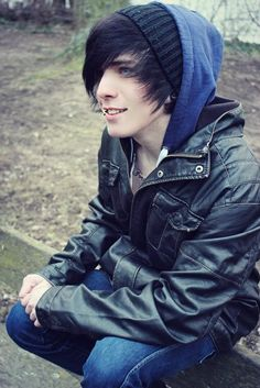 Hot Tumblr Guys with Tattoos | cute emo guys #emo guys #emo guy #awwe #smile…