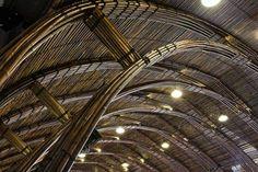bamboe constructie