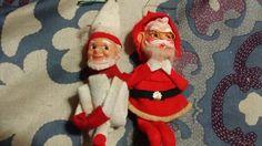 Santa Kneehuggers