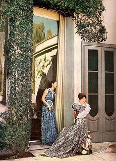 photo by Louise Dahl-Wolfe, Harper's Bazaar 1948