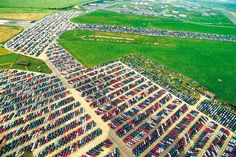 Thousands Of Unsold New Cars Are Being Abandoned And Left To Die In Lots. This Is Insane.