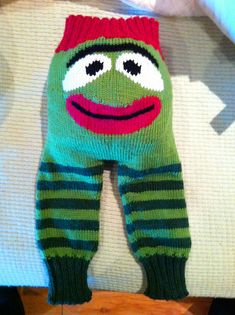 brobee pants (the little green one) | Flickr - Photo Sharing!