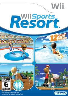Wii Sports Resort is a game that can be used with students that need work on fine-motor skills.  They can work on holding rackets, swinging clubs, or throwing a bowling ball.  The compatibilities are endless.