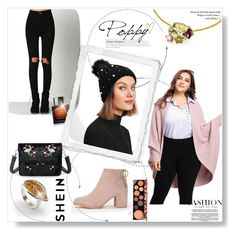 """Shein 1"" by dedic-elvira ❤ liked on Polyvore featuring BoonTheShop and MAC Cosmetics"