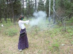 black powder rendezvous at your house diy