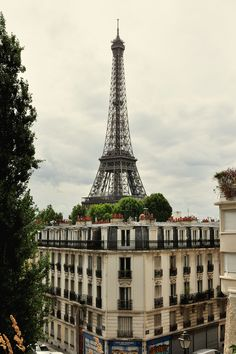 What a view ~ Paris