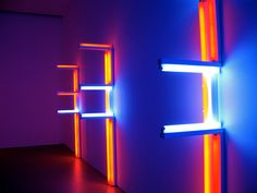 Dan Flavin, Light Sculptor