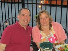 More satisfied customers @ Candicci's Restaurant, Ballwin, MO