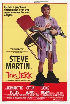 The Jerk 27x40 Movie Poster (1979)