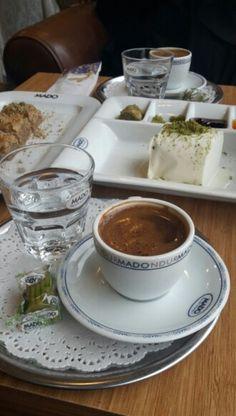 Türk kahvesi - Gayrettepe Mado