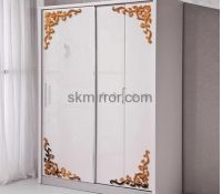 Acrylic mirror sticker, decorative mirror-page4