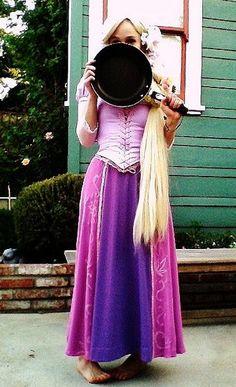 http://fr.halloween.lady-vishenka.com/costume-rapunzel-halloween/  9. Princesse Raiponce Halloween Déguisement